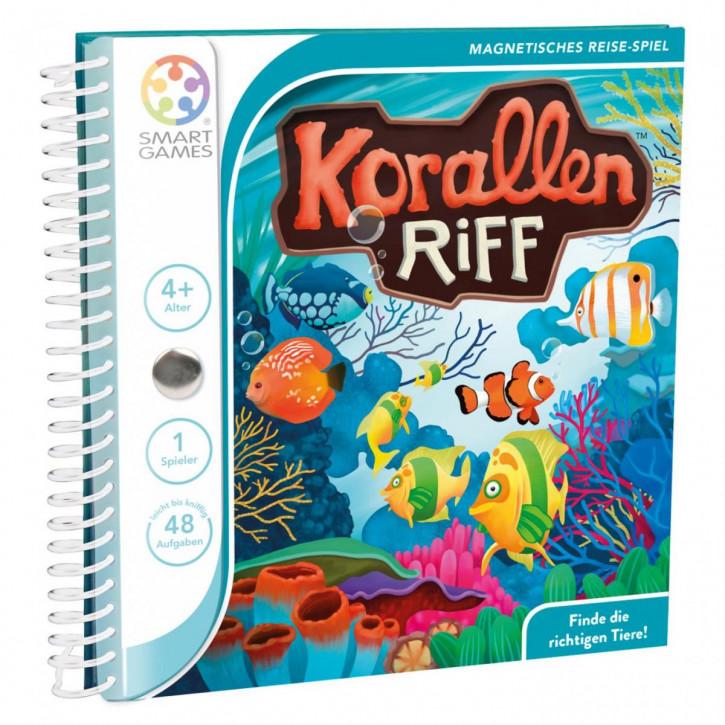 Korallen Riff - Magnetisches Reisespiel