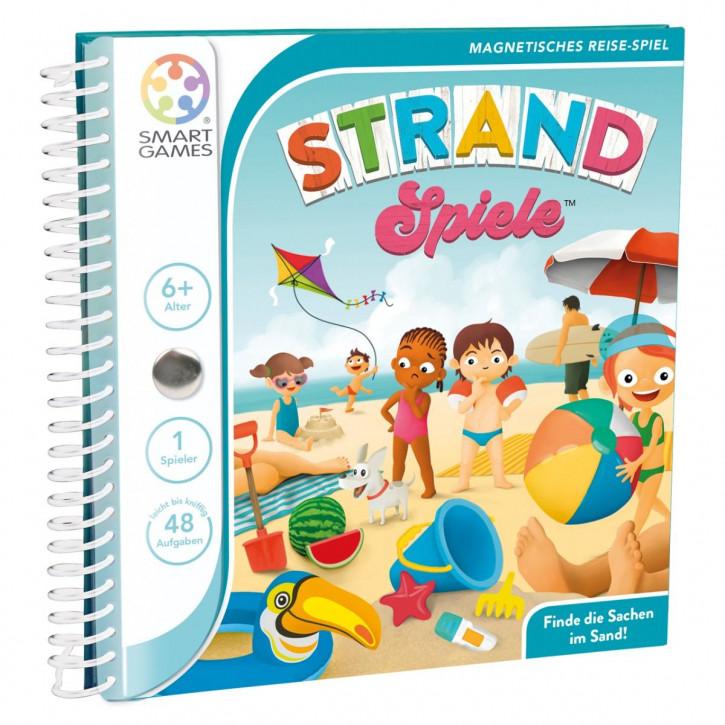Strand Spiele - Magnetisches Reisespiel