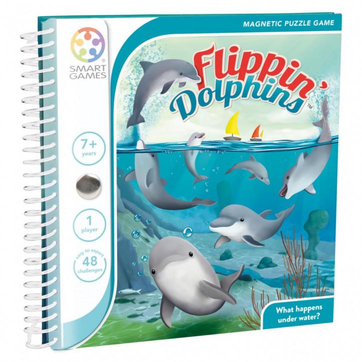 Flippin' Dolphins - Magnetische Reisespiele