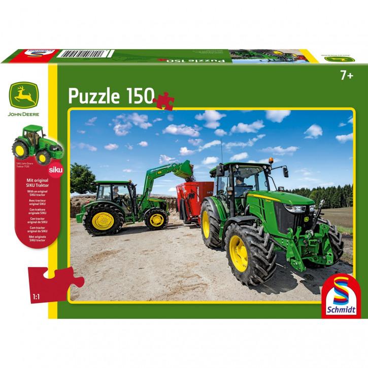 Puzzle 150 Traktoren der 5M Serie, 150 Teile