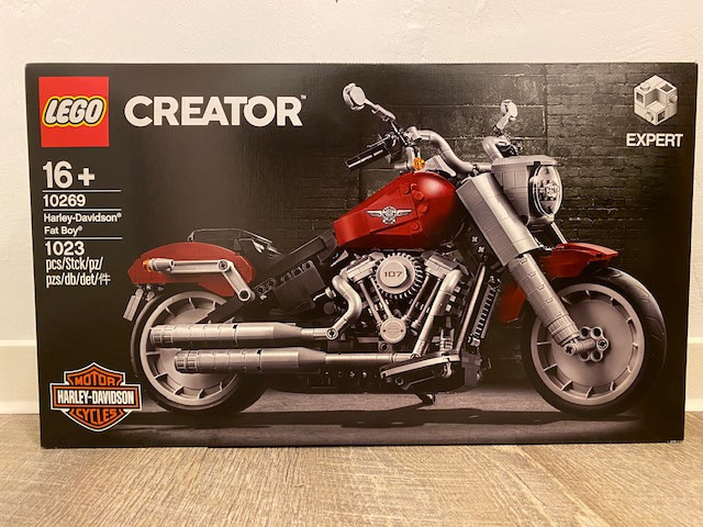 LEGO Creator Expert Harley Davidson