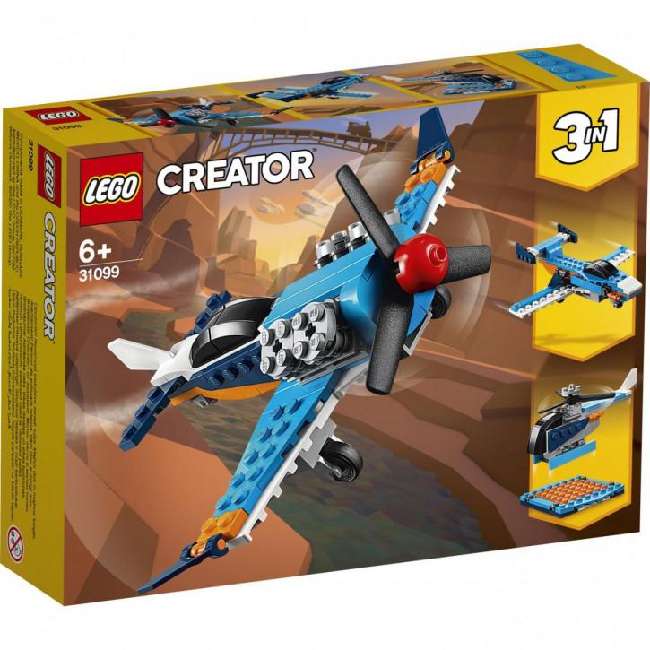 LEGO® Creator Propellerflugzeug