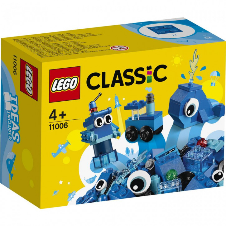 LEGO® Classic Blaues Kreativ-Set
