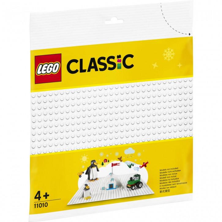 LEGO® Classic Weiße Bauplatte