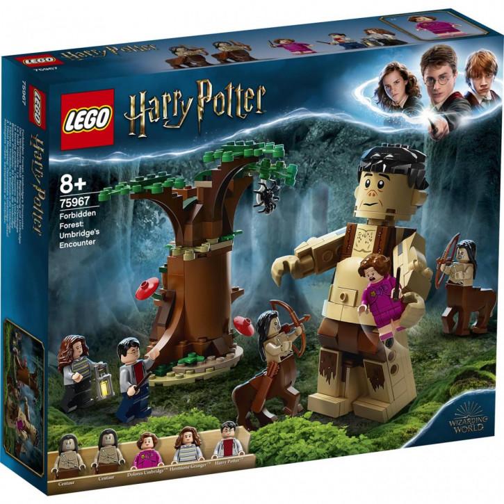 LEGO® Harry Potter™ Der Verbotene Wald: Begegnung mit Umbridge