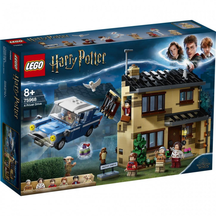 LEGO® Harry Potter™ Ligusterweg 4