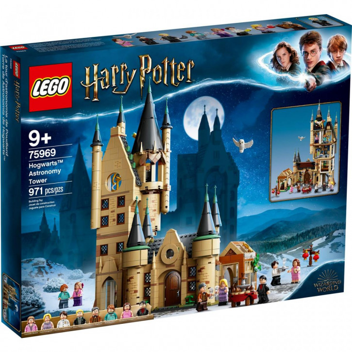 LEGO® Harry Potter™ Astronomieturm auf Schloss Hogwarts™