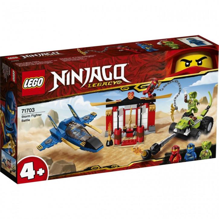 LEGO® NINJAGO® Kräftemessen mit dem Donner-Jet