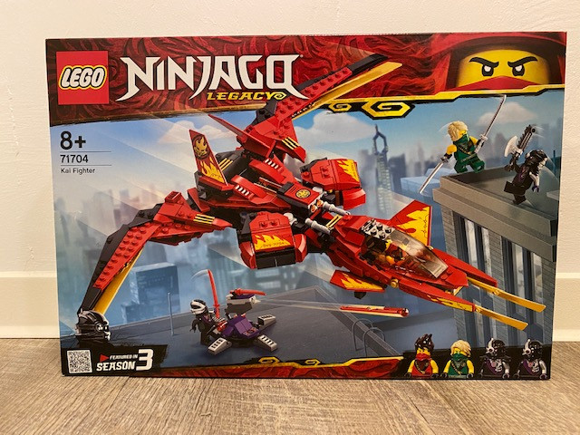 LEGO® NINJAGO® Kais Super-Jet