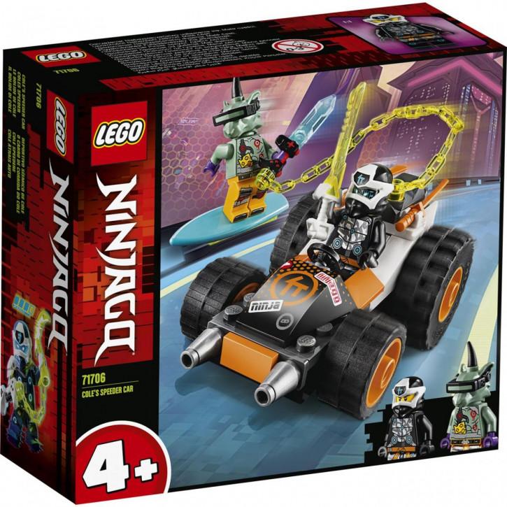 LEGO® NINJAGO® Coles Speeder
