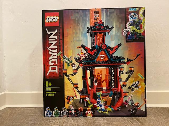 LEGO® NINJAGO® Tempel des Unsinns
