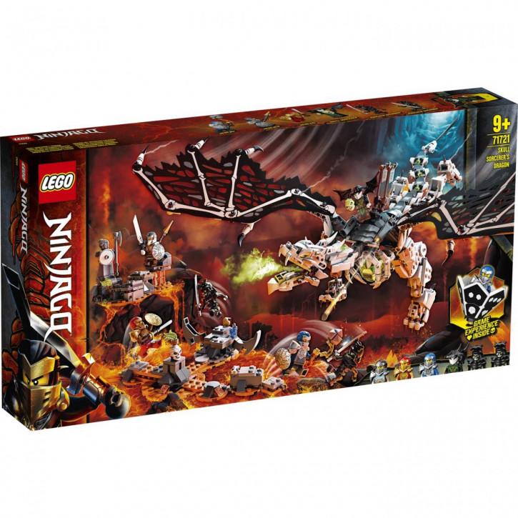 LEGO® NINJAGO® Drache des Totenkopfmagiers