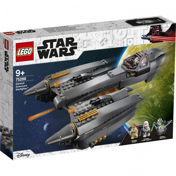 LEGO® Star Wars™ General Grievous' Starfighter™