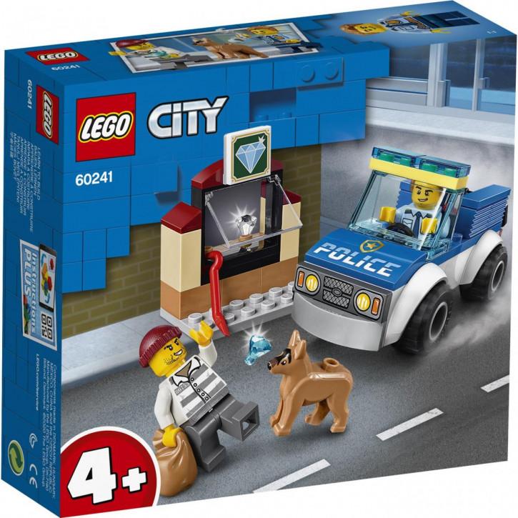 LEGO® City Police Polizeihundestaffel