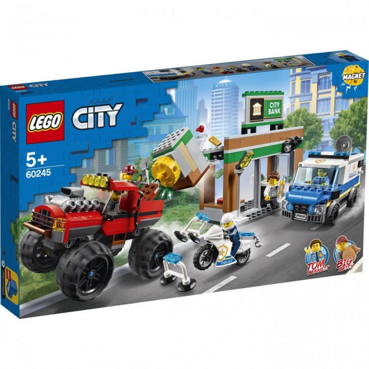 LEGO® City Police Raubüberfall mit dem Monster-Truck