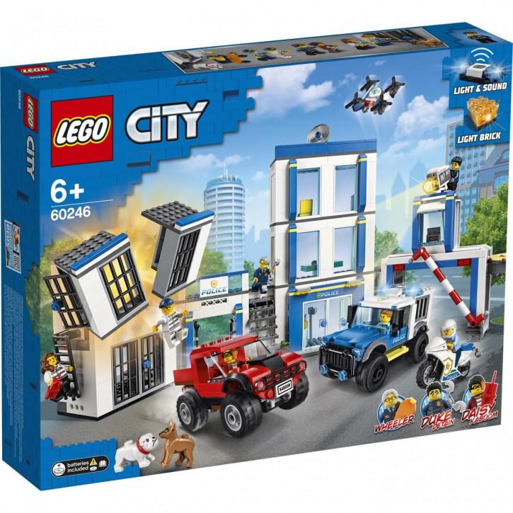 LEGO® City Police Polizeistation