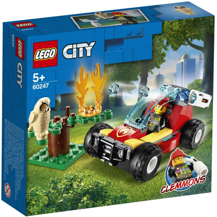 LEGO® City Fire Waldbrand