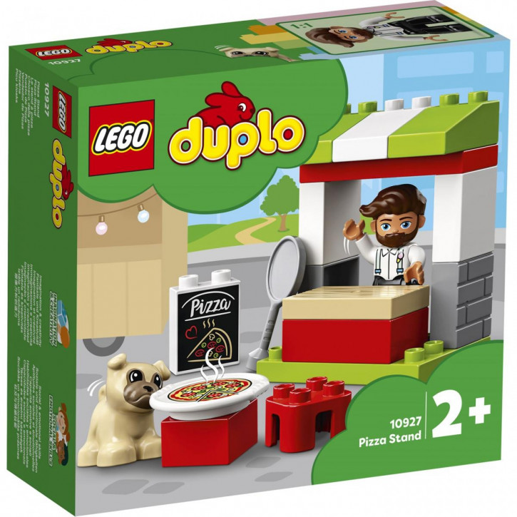 LEGO® DUPLO® Town Pizza-Stand