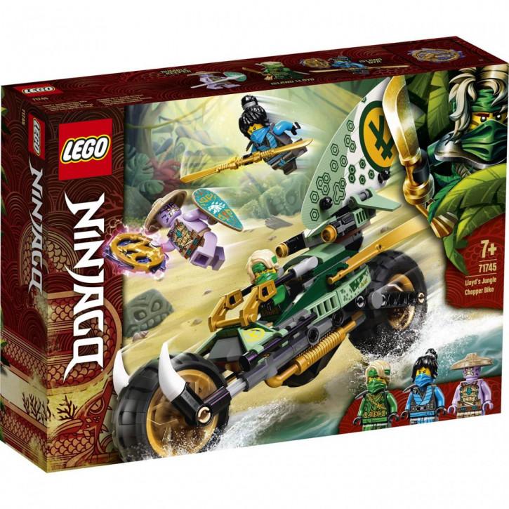 Lego Ninjago Lloyds Dschungel Bike