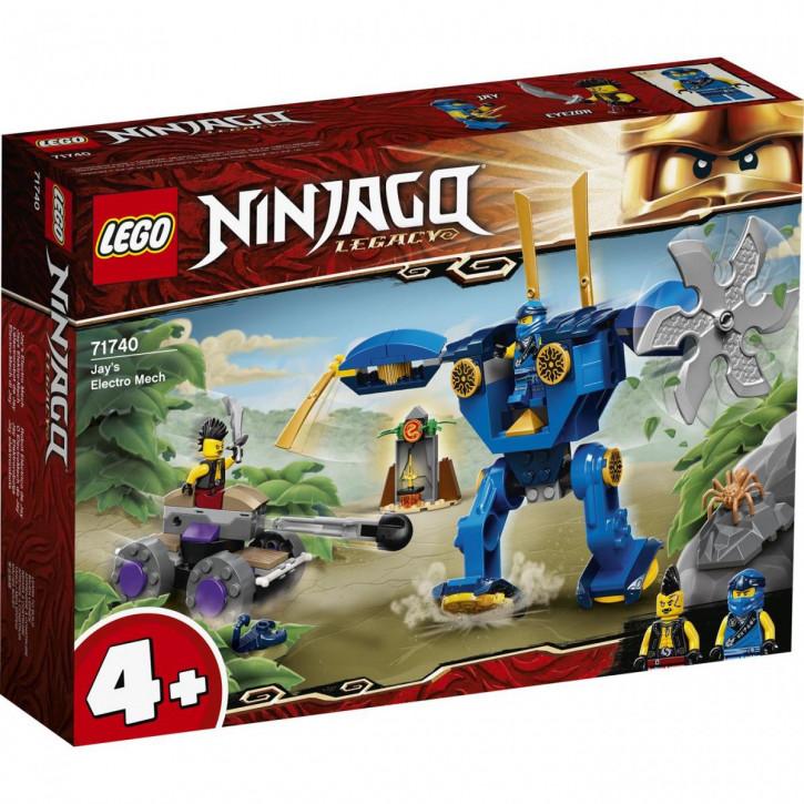 Lego Ninjago Jays Elektro Mech