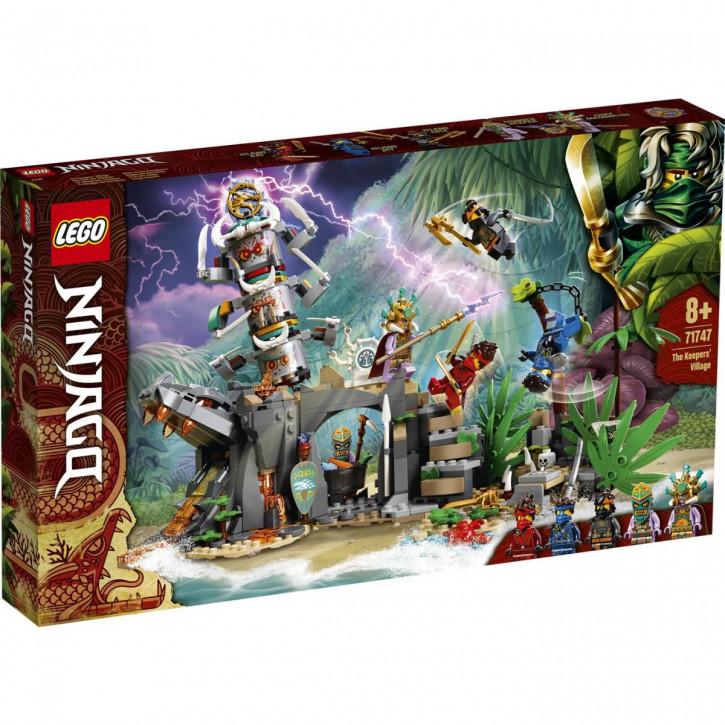 Lego Ninjago Das Dorf der Wächter