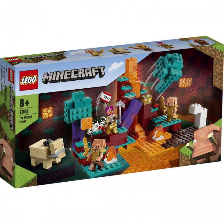 Lego Minecraft Der Wirrwald