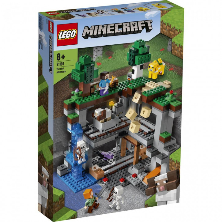 Lego Minecraft Das erste Abenteuer