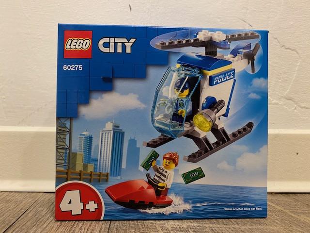 LEGO City Polizeihubschrauber