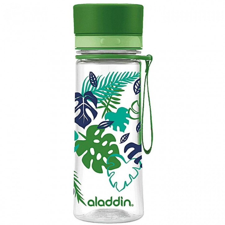 ALADDIN Wasserflasche Aveo 350 ml green