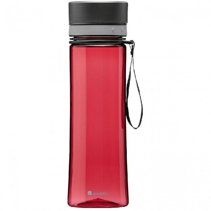 ALADDIN Wasserflasche Aveo 0,6l cherry red