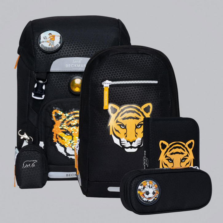 Classic 6-teiliges Set, Tiger Team