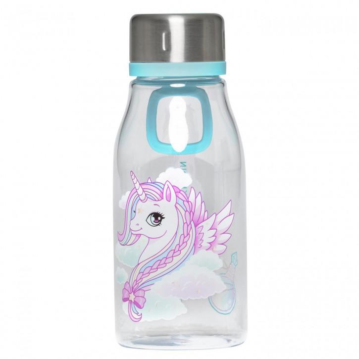 Trinkflasche 400 ml Unicorn