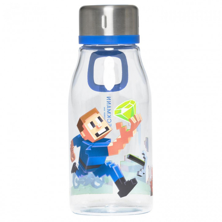 Trinkflasche 400 ml Diamond Hunter