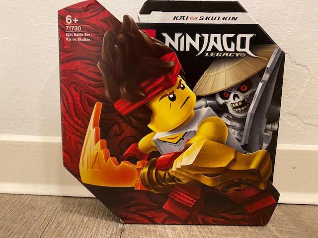 LEGO Ninjago Battle Set: Kai vs. Skulkin