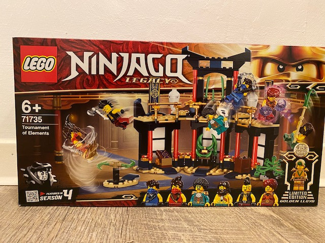 LEGO Ninjago Turnier der Elemente