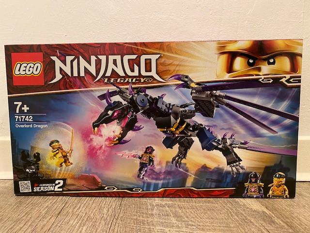 LEGO Ninjago Drache des Overlord
