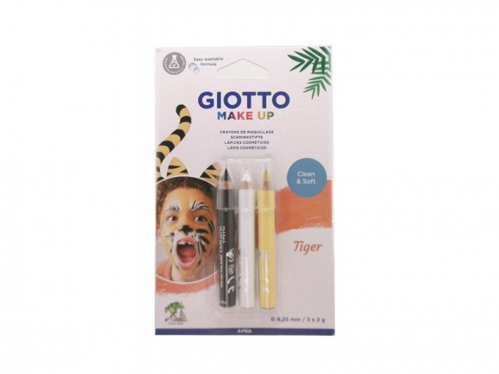 Giotto - Kinderschminkstiftset Tiger