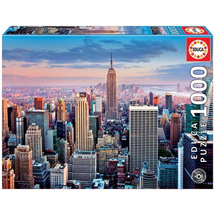 Puzzle 1000 Zentrum Manhattan