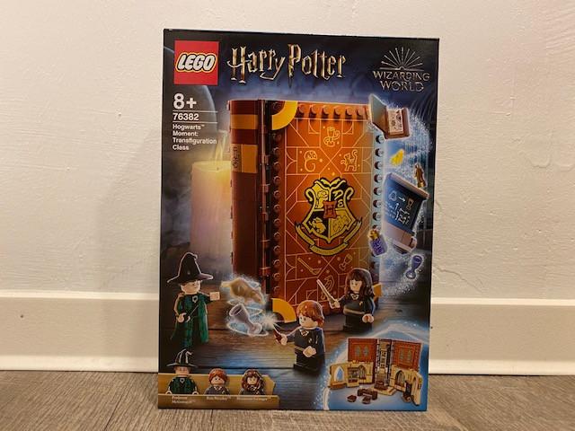LEGO Harry Potter Hogwarts Moment Verwandlung