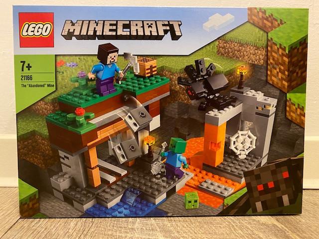 LEGO Minecraft Die verlassne Mine
