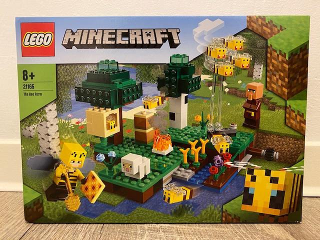 LEGO Minecraft Die Bienenfarm