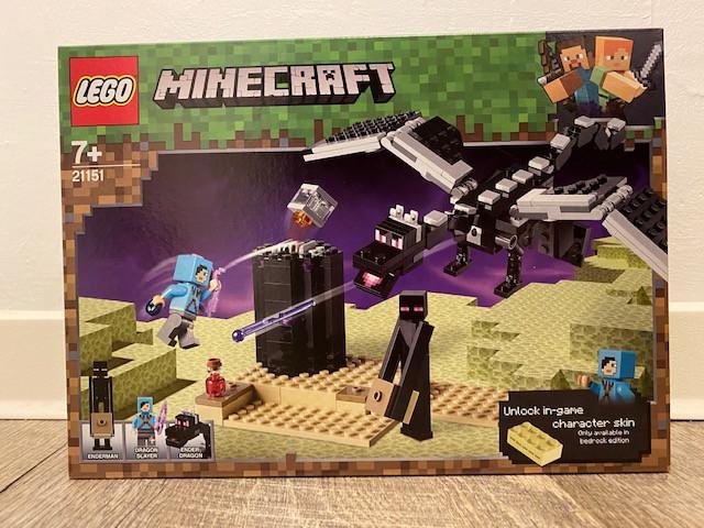 LEGO Minecraft Das letzte Gefecht