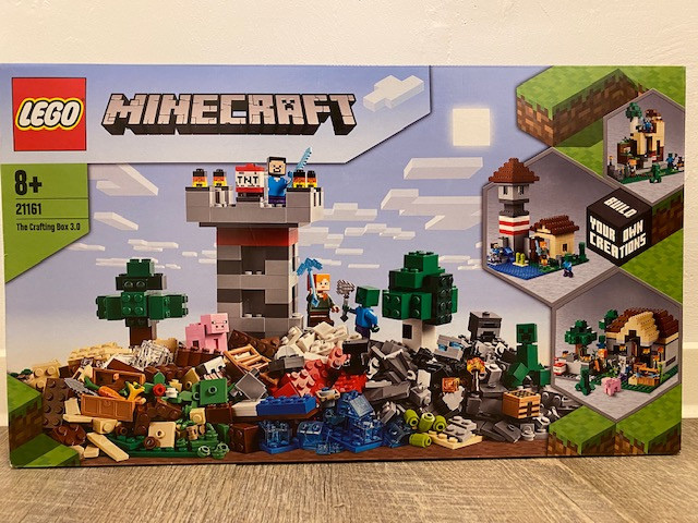 LEGO Minecraft Die Crafting-Box 3.0