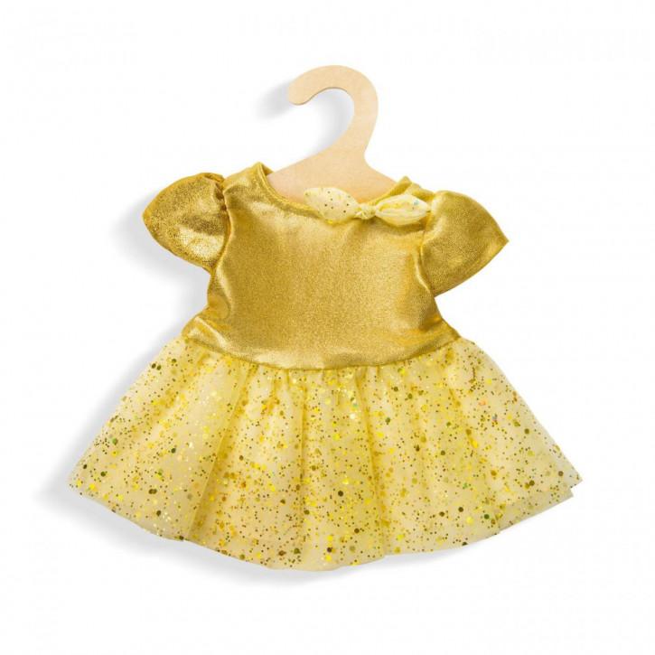 Puppen-Kleid Sterntaler, klein, Gr. 28-35 cm
