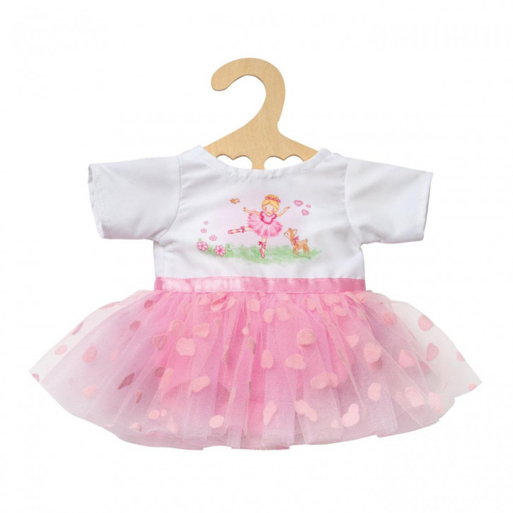 Puppen-Ballerina-Kleid Maria, Gr. 35-45 cm