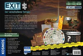 EXIT - Das Spiel + Puzzle: Der verschollene Tempel